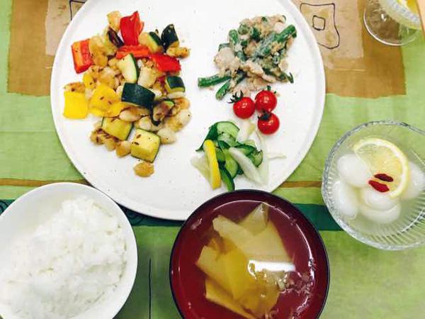 蒲原屋 5月の料理教室